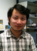 "Jun was born in Shandong, China, and studied Biology at Ocean University of China, the University Ghent, Belgium, the University Oviedo, Spain, and the University Bremen, Germany. He received his M.Sc in Marine Biodiversity and Conservation from the Max-Planck Institute for Marine Microbiology, Bremen, Germany, in 2010. Then, he did his PhD within the IMPRS for Evolutionary Biology working on ""Microbiota and host co-evolution"" in the Evolutionary Genomics group with Prof. Dr. John Baines at the Max Planck Institute in Plön. After the completion of his PhD in 2014 he worked as a postdoc at the Life Sciences Research Institute VIB at University of Leuven. Recently, Jun moved back to China and started a research group at the Institute of Microbiology at the Chinese Academy of Science.Contact: junwang@im.ac.cn"