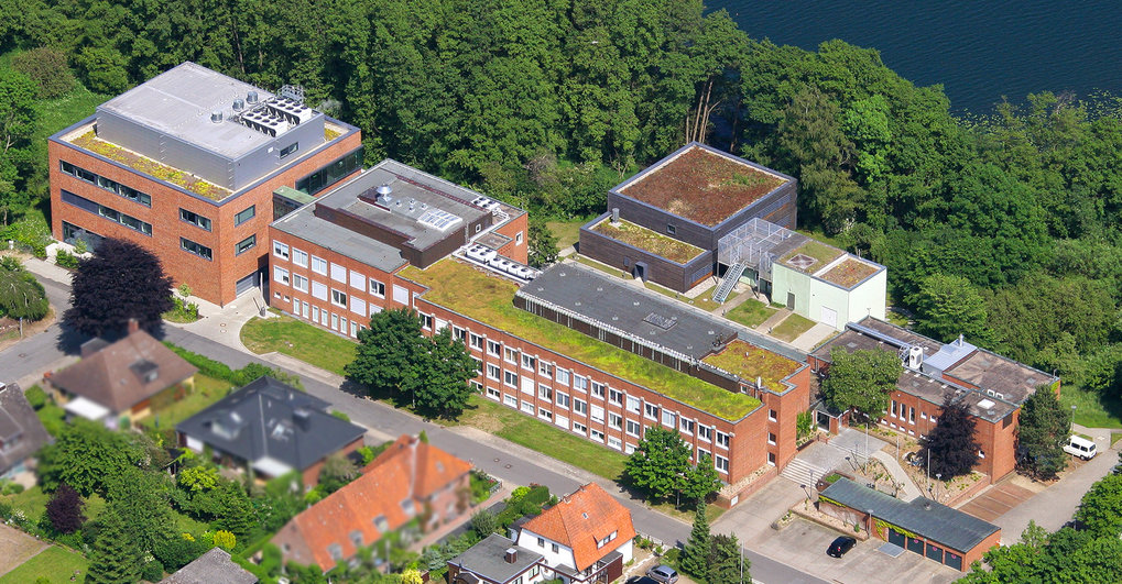 The Max Planck Institute for Evolutionary Biology consists of the three departments Evolutionary Genetics, Evolutionary Theory and Microbial Population Biology.  It is focused on basic research to unravel general evolutionary processes, such as ecological adaptations, benefits of sexual reproduction or evolution of cooperation. The scope of the work includes ecological, organismic, molecular and theoretical approaches.   The institute is closed to the public. Visitors cannot be received - deliveries are still possible. Most employees work in the home office and can be reached by email.
